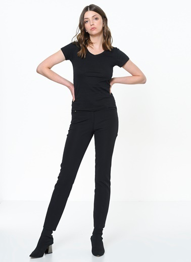 Ekol Pantolon Siyah